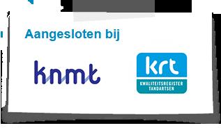 KNMT en KRT logo