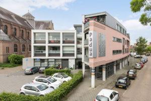 Tandartspraktijk hoefstraat Tilburg voorkant